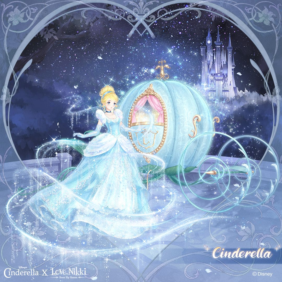 Cinderella, The Little Mermaid, & Tangled x Love Nikki Crossover   From June 4th to June 13th, join the event and gain Disney fairy tale suits, [The Little Mermaid] and [Cinderella].  #lovenikki #lovenikkidressupqueen #cinderella #thelittlemermaid #tangledpic.twitter.com/zfL8qZ0y6r