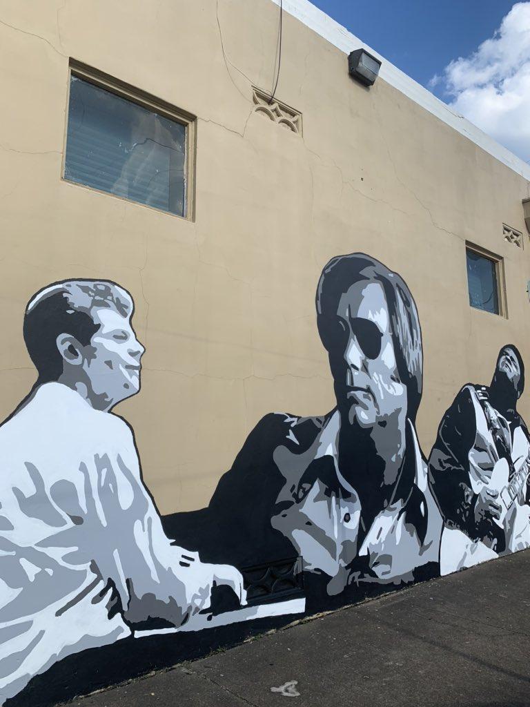 I love #StreetArt some new art in @DowntownTyler .. come experience the #ETX culture @VisitTyler #Texas we got Artpic.twitter.com/X3rKMajdpe