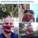 Image for the Tweet beginning: #Viladecans #Atulado #Vecinosmunicipalistas #UnidadySolidaridad @AngelGamboa1966