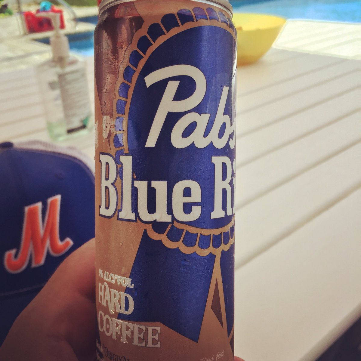 Hear me out. These are delicious. Buy a 4 pack. You won't be disappointed! #pbr #hardcoffee #pabstblueribbon #pabsthardcoffee #yummy #getem #sorrynotsorry #whitegirlsevolving #summertime #weekends #goodtimespic.twitter.com/RD9aBdG6gL
