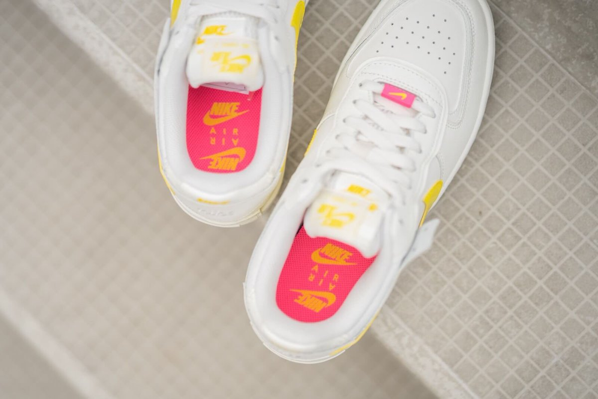 Archive Sa On Twitter Nike Air Force 1 Shadow Sail Digital Pink Opti Yellow Is Available Online From R1 699 95 Featuring Double Branding Https T Co Ho6n0efy18 Https T Co Fbh2crjb90 Get the best deals on nike air force 1 athletic shoes for women. archive sa on twitter nike air force