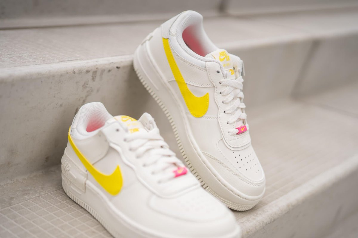 Archive Sa On Twitter Nike Air Force 1 Shadow Sail Digital Pink Opti Yellow Is Available Online From R1 699 95 Featuring Double Branding Https T Co Ho6n0efy18 Https T Co Fbh2crjb90 Nike air force 1 high '07 prm 男子運動鞋. archive sa on twitter nike air force