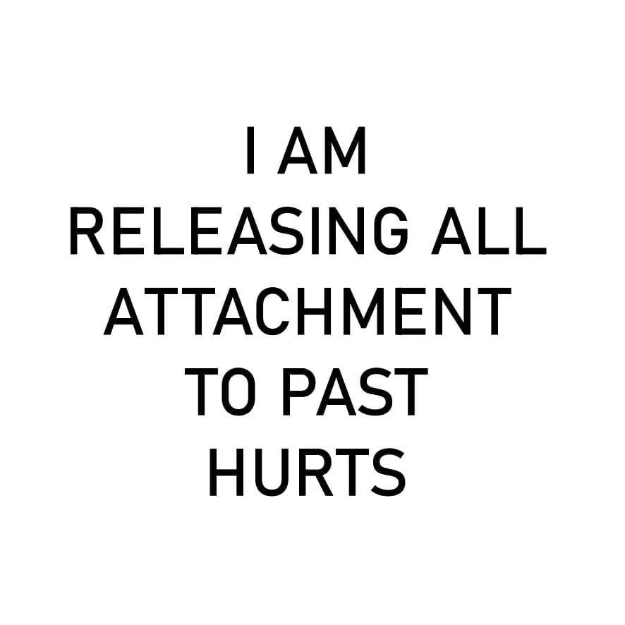 I am releasing all attachment to past hurts . . . . . #vidyasury #affirmations #saturdayvibes #dailyaffirmations #positivevibes #mindfulness #selflove #selfcare #personaldevelopment #instadaily #collectingsmiles https://t.co/a6rf2tW1aa https://t.co/KZqTzNKjgh