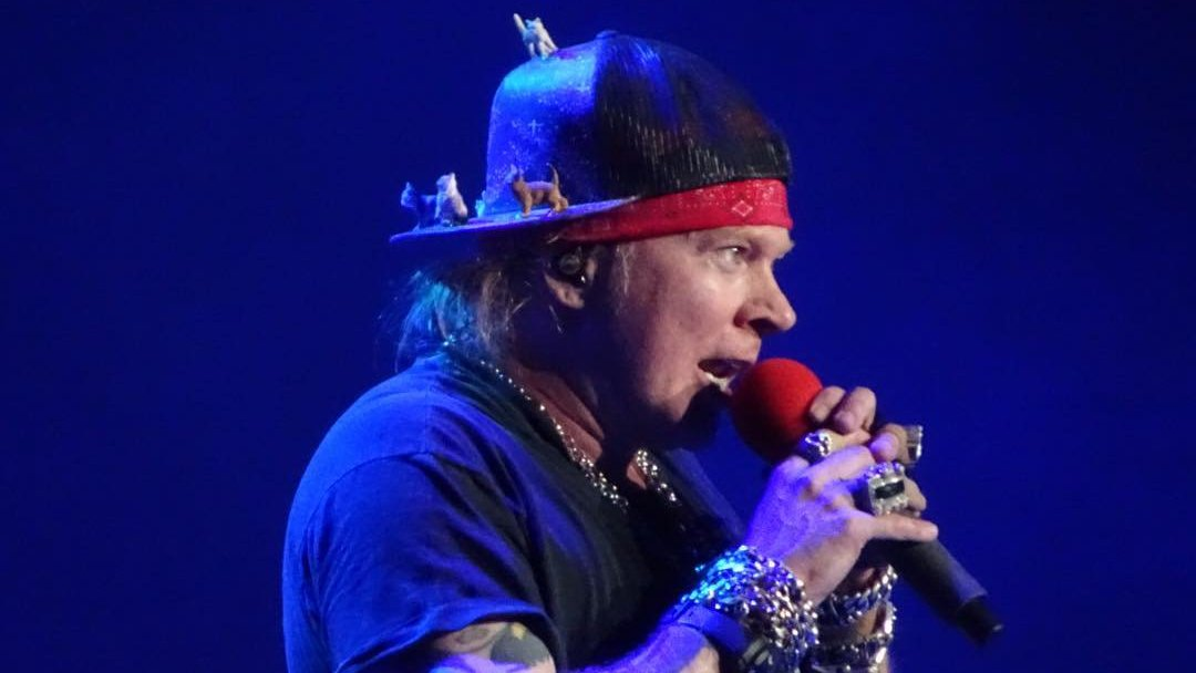 If This Doesn't Make You Smile I Don't Know What Will... #AxlRose #GnFnR #RockGod #Genius #LivingLegend  #Hero #Leader #Icon #Boss #King #Idol #TheOneAndOnly  #NotInThisLifeTimeTour #HappyCaturday Everyonepic.twitter.com/OvbPmSWQfL