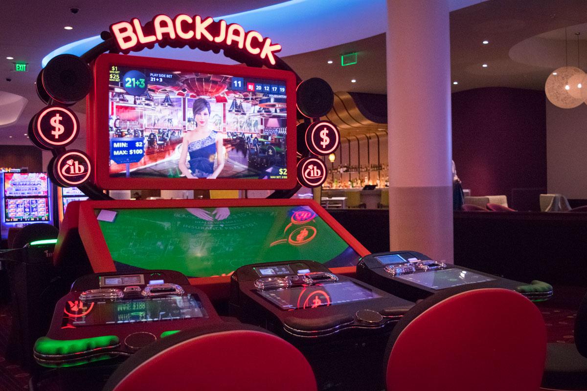 Casino electronic blackjack grand casino coushatta lodging