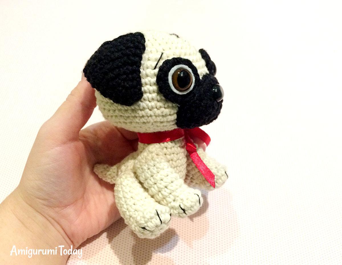 Free Teddy Bear crochet pattern - Amigurumi Today | 930x1200