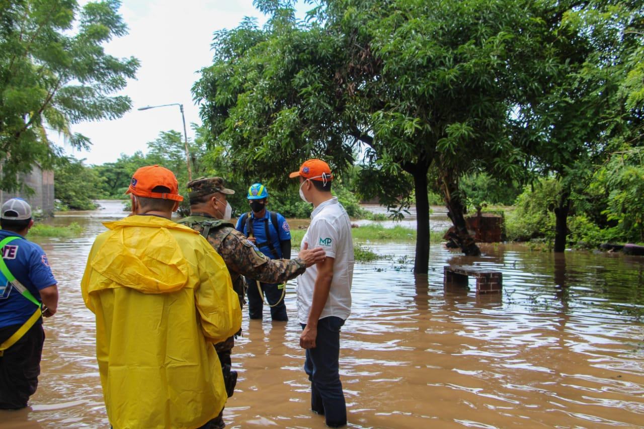 Lluvias de la Tormenta Tropical Amanda dejaron 27 muertos