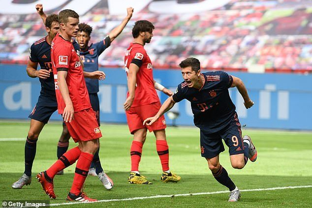 Xem lại Leverkusen vs Bayern Munich, Bundesliga – 06/06/2020