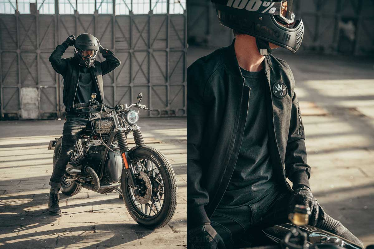 """Return of the Cafe Racers on Twitter: """"Bomber jackets are in! If you want  to add the look of a Bomber to your riding gear we'd strongly suggest  considering a purpose-built motorcycle"""