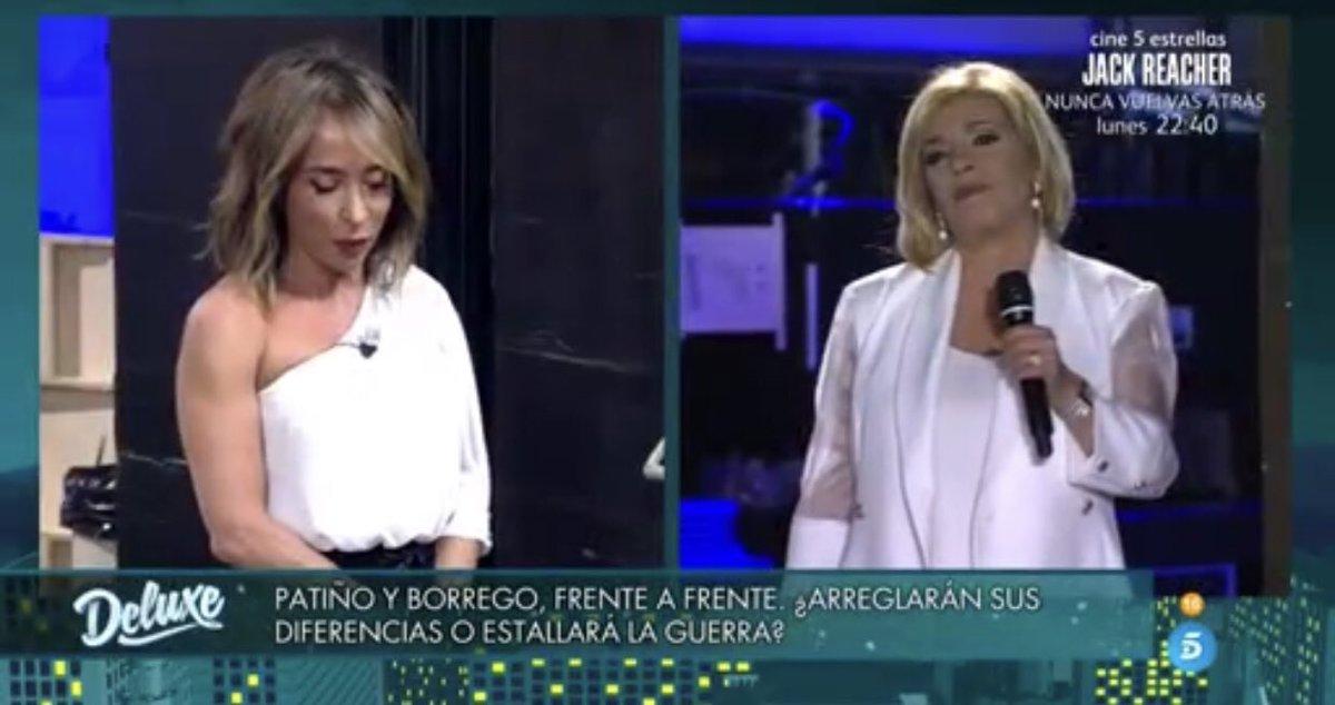 RT @casasola_89: Carmen Borrego está más María Teresa Campos (de joven) que nunca. #vuelveborrego https://t.co/EqBEkhqjeo