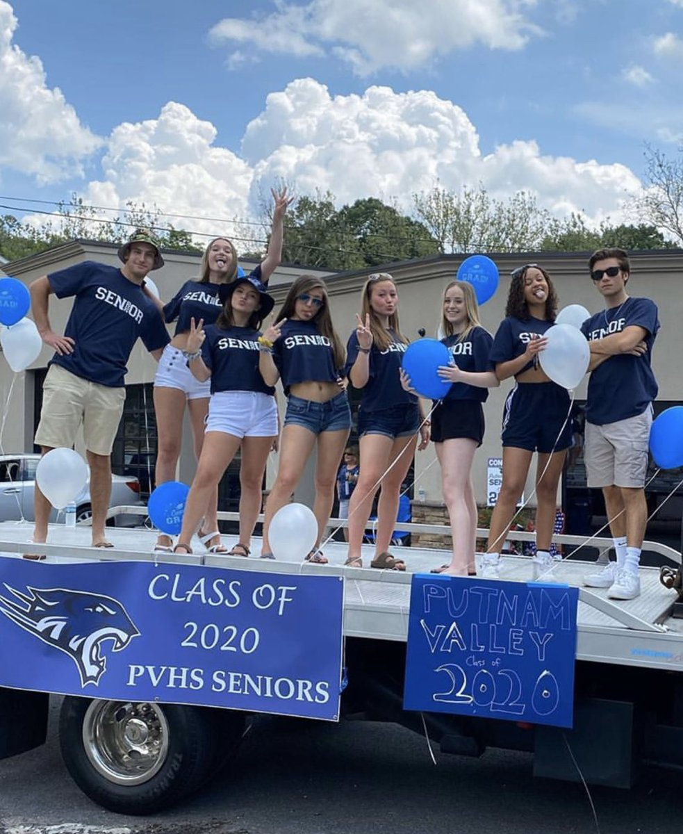 Congrats to the PV Class of 2020! I'm sorry this wasn't the senior June you imagined but you guys are amazing and I love you all!!! https://t.co/MyonebV9Ck