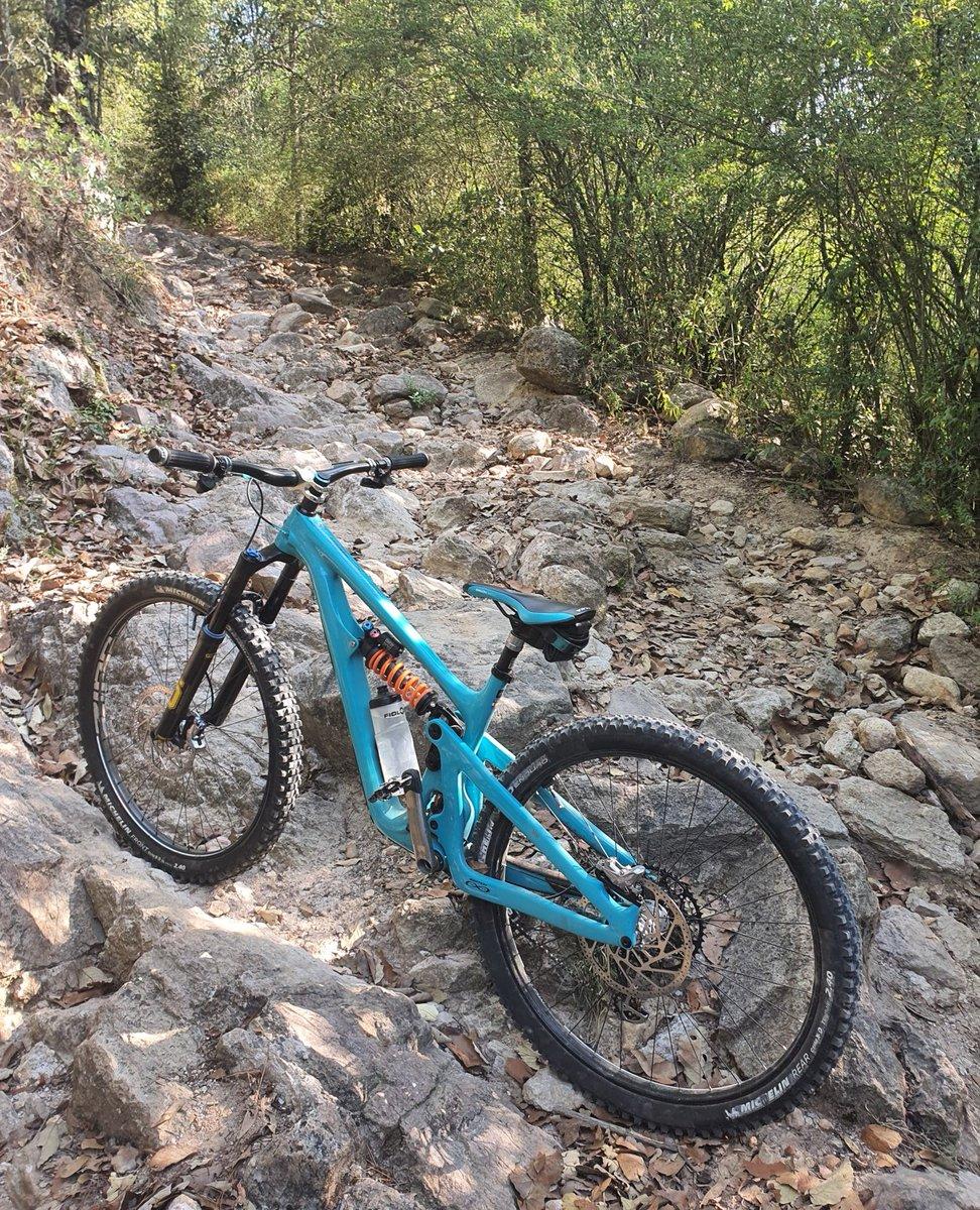 Nos toco probar  los nuevos frenos DHR Evo de @trpcycling con rotores de 223 mm #topedegama #trpcycling #enduro #mtblife #bikeporn #mtbbrakes #mountainbiking  Que nos comente @lara17lara que tal le parecieron jeje.pic.twitter.com/0nkXJmTCoZ