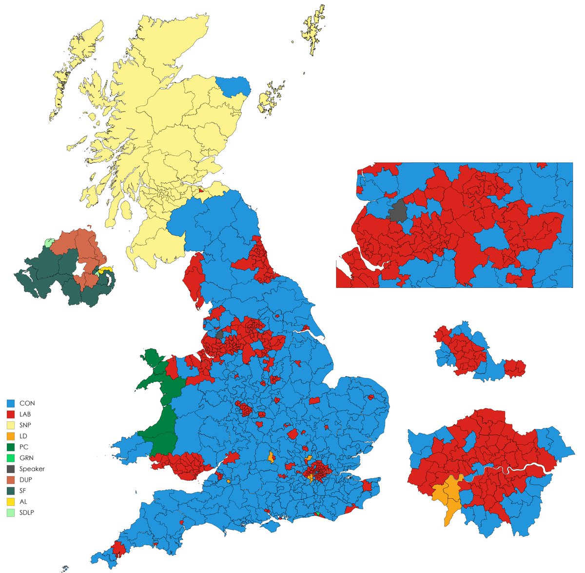 #GeneralElection2020 results based on recent @Survation polling. Yes. A #Labour government. #KeirStarmer #BorisJohnson #CoronavirusOutbreak #DominicCummnings #indyref #SNP #Wales #ToryMPs #Brexit #Maps #polls #politics #Scotland #londonprotest #protest2020 #chlorinatedchicken https://t.co/8Mw1EQZcwB