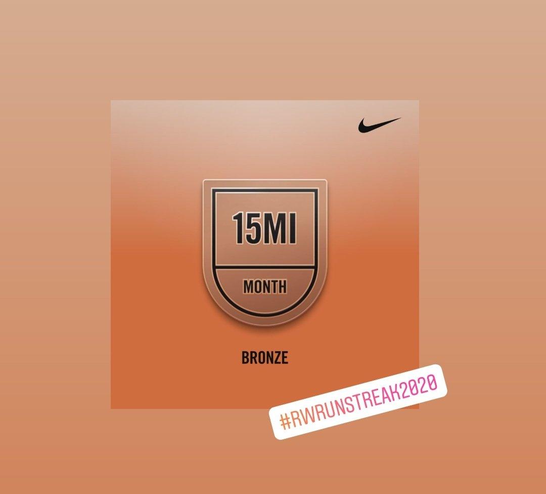 @Nike @runnersworld A grateful week of running #RWRunStreak  #Asics #run #RunHappypic.twitter.com/SUv3zZua9f