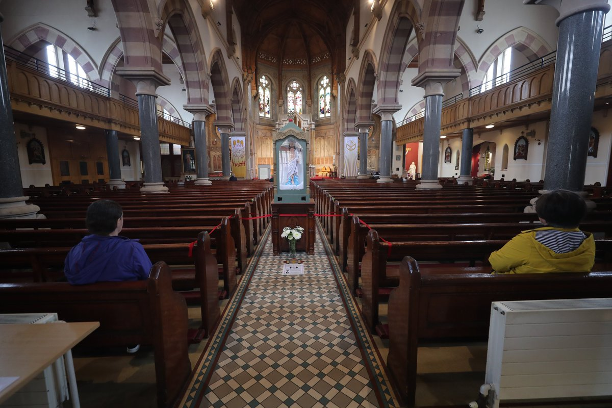 Places of worship to reopen for private prayer from June 15 itv.com/news/2020-06-0…