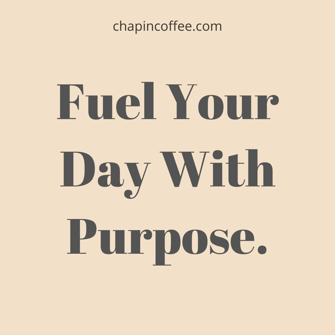 We started Chapín Coffee because we believe that every child has the right to grow to their full potential. ❤️️ Let's work together to make children, families, and communities safer. #FuelYourDayWithPurpose #BlackLivesMatter https://t.co/5SarshPHUW