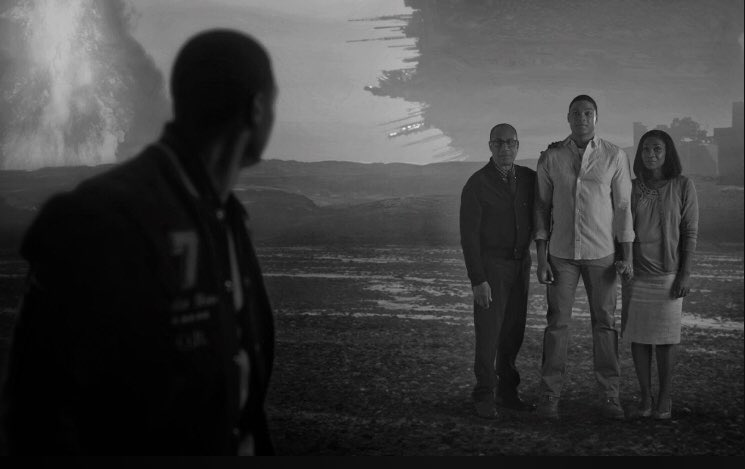 I don't praise Chris Terrio and @ZackSnyder for simply putting me in Justice League.  I praise them for EMPOWERING me (a black man with no film credits to his name) with a seat at the creative table and input on the framing of the Stones before there was even a script! #BORGLIFE https://t.co/hbshWFkxrJ