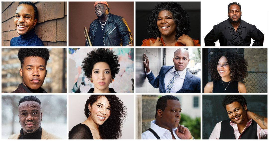 Sunday @ 3 p.m. ET, 12 exceptional young black artists across art forms unite for STILL WE RISE: The Young Black Artist. Tune in for this critical conversation featuring several WNO Cafritz Young Artists & alums ⤵ facebook.com/events/s/still… #BlackCultureMatters