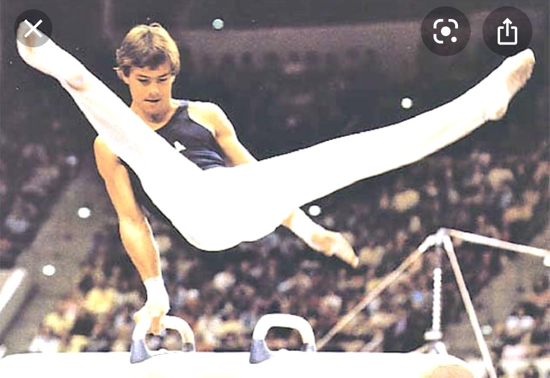 All of us in the gymnastics family are sadden ,shocked and devastated by the passing of our own  Love to the family ❤️🙏 RIP Kurt Thomas https://t.co/muhQ8MUJJc