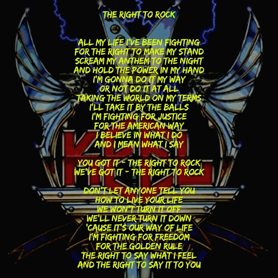 The Right To Rock - Keel #heavy #heavymetal #heavymetallyrics #heavymetalmusic #metal #metalmaniac #metalmusiclyrics #metalheads #metalmusic #metalheads #metalhead #hardrock #hardrockmetal #hardrocklyrics #hardrockmusic #headbangersball #headbangers #hardandheavy #keelbandpic.twitter.com/Q3AD8G8AYE