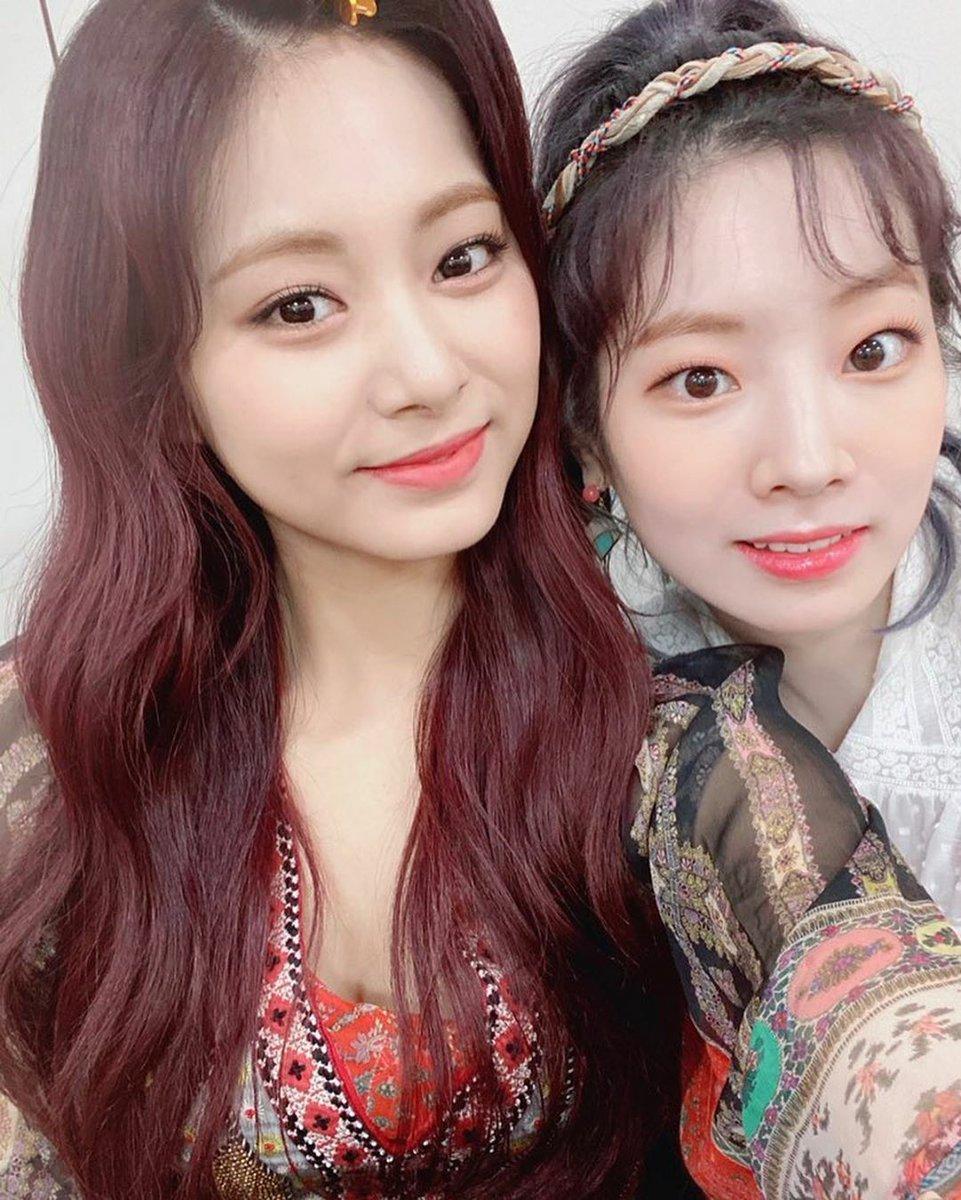 Tzuyus Twicetagram update (2) @JYPETWICE