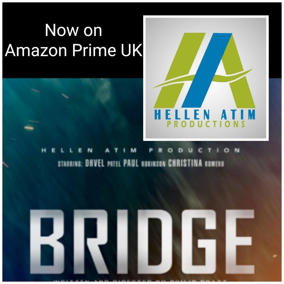 BRIDGE #feature #film on @amazonprimenow #uk release #sunday watch Do leave a #reviewpic.twitter.com/eNdZl7XmTz