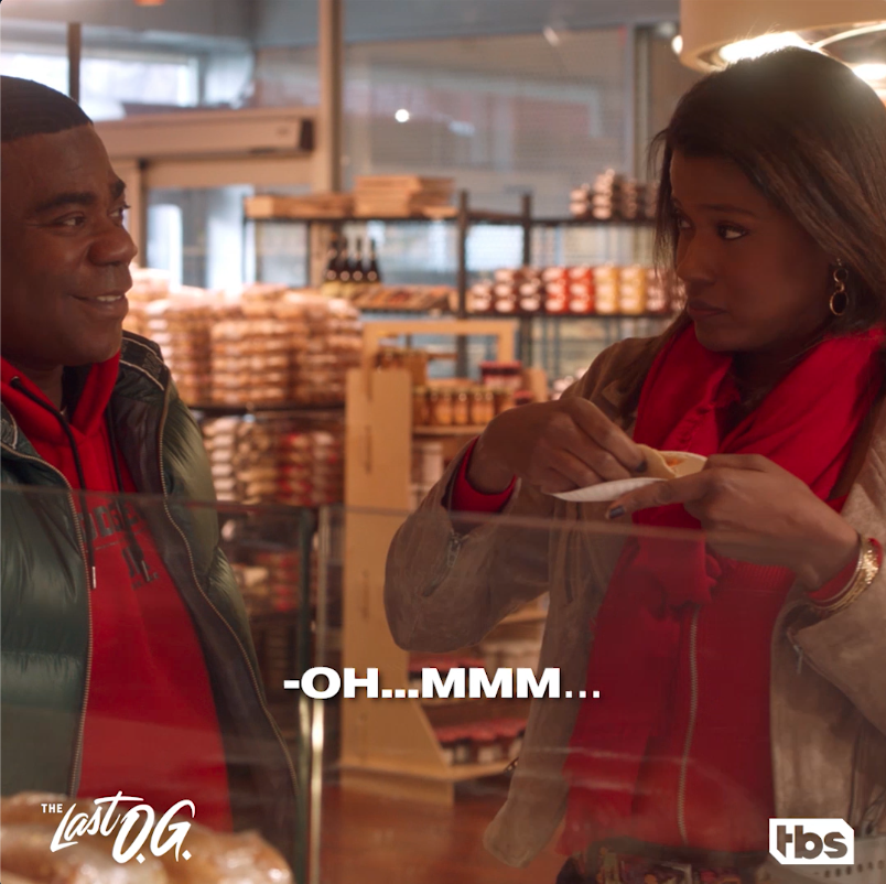 Sometimes you've got to be like Tray, dust your shoulders off and go for what you want. #TheLastOG