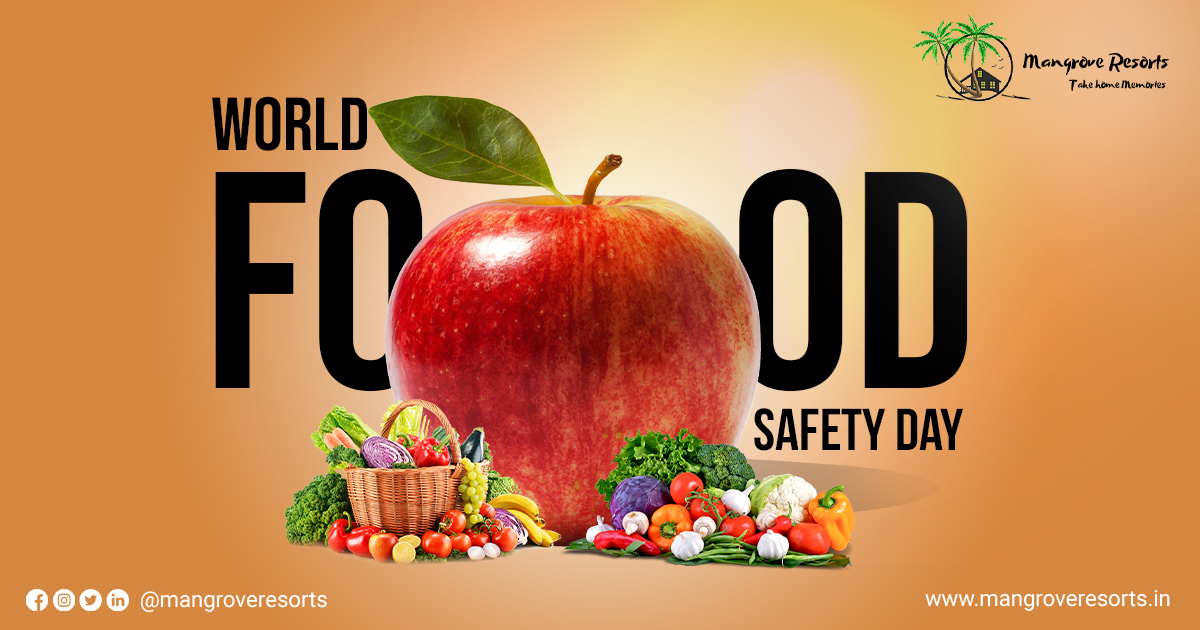 Happy World Food Safety Day!! #worldfooodsafetyday #foodporn #savefood #savefoodsavemoney #savefoodsavelife #savefoodwaste #savelives #savetheplanet #save #savemoney #savetheworld #mangroveresorts #resortsinecr #cutecouples #resortstyleliving #resortpic.twitter.com/3iq1oiS7BD