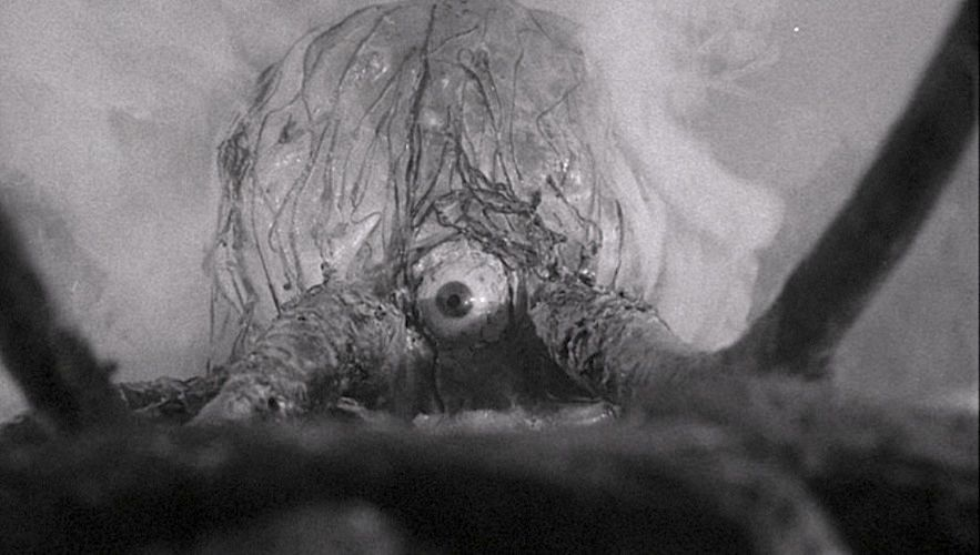 08:20 THE TROLLENBERG TERROR (1958) *Subtitles Available* sci-fi #ForrestTucker #WarrenMitchell #AndrewFaulds A series of deaths on a Swiss mountainside appear to be connected to a mysterious 'cloud'. https://t.co/I4H69xm4Er