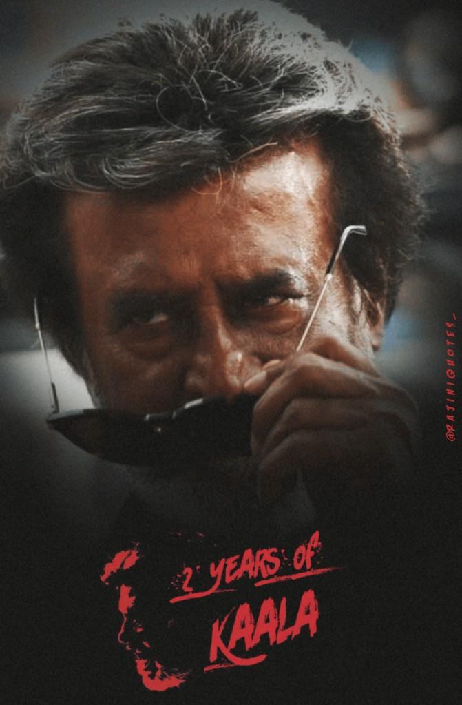 #2YearsOfKaala  One of the best ever film #kaala #SuperstarRajinikanth  a P.a.Ranjith film  ஒத்த தல இராவணா. பத்து தல ஆவுடா. #thalaivarswag pic.twitter.com/vdkl3xN09L