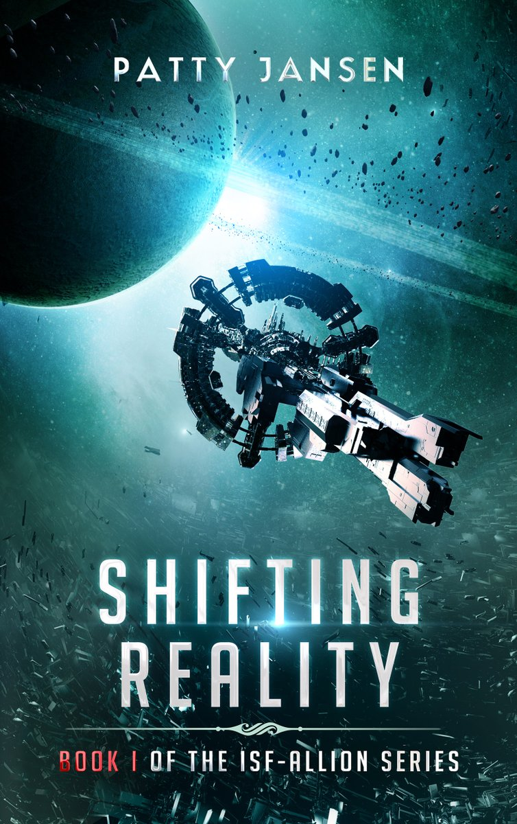 Read the first chapter of Shifting Reality (space based #scifi) https://t.co/RNy6qipudm #IARTG https://t.co/qIMSV2IDTA