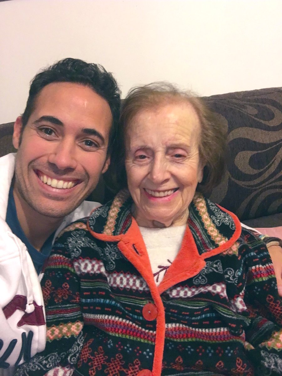 Ojalá fueras eterna abuelita!! ❤️ D.E.P https://t.co/qhe5X0j5tj