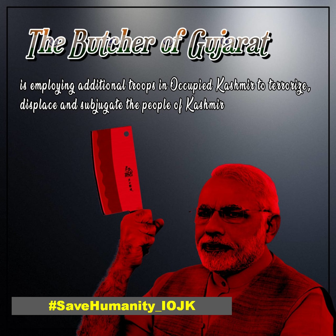 The Indian parliament passed The Jammu and Kashmir Reorganisation Act-2019 whereby the Indian-held Kashmir was bifurcated into two Union Territories (Jammu & Kashmir, and Ladakh), to be governed directly by the Central Government of India.  #SaveHumanity_IOJK @Team4Pakistanpic.twitter.com/1PClBB1oih