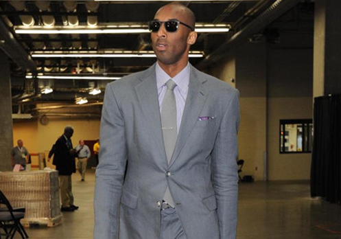 千萬富翁是怎樣穿衣服的?Kobe酷似男模,詹皇霸氣側漏,威少太任性!