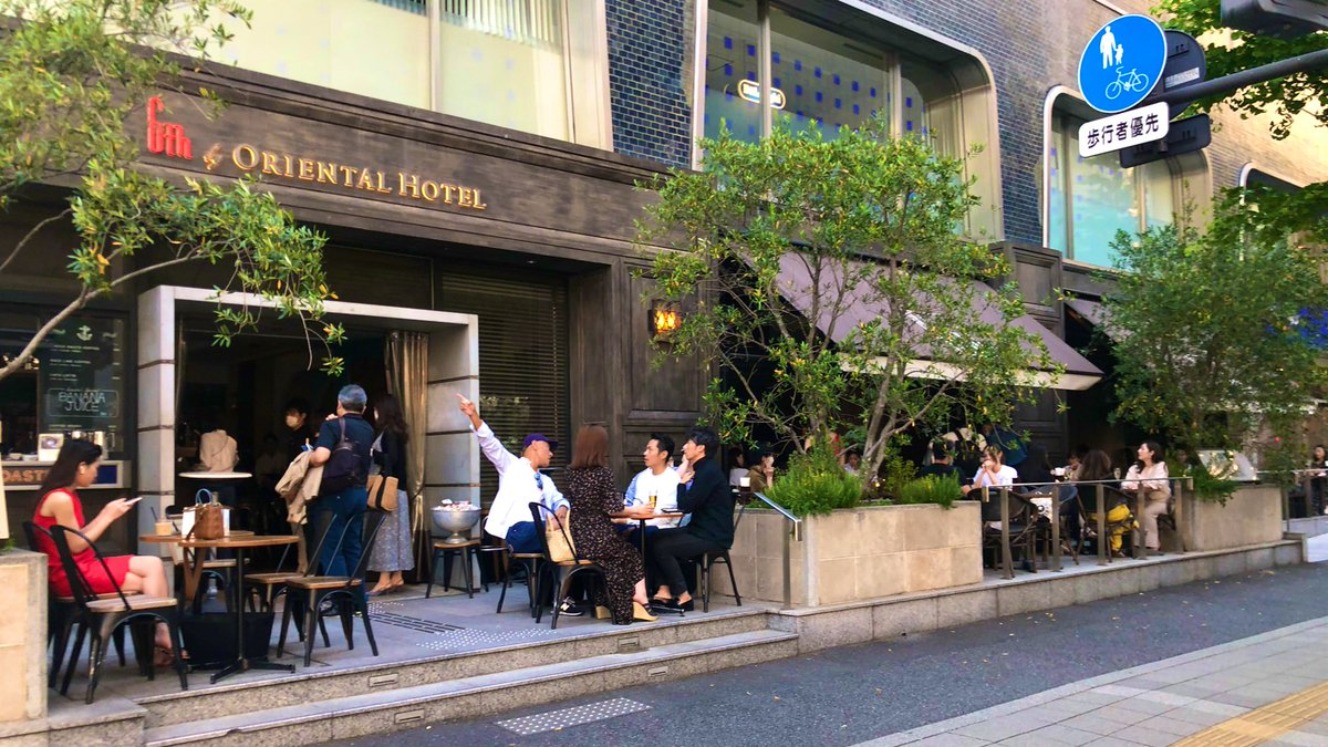 By hotel 6th oriental