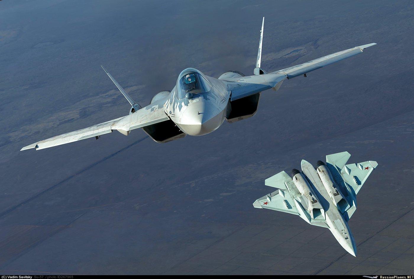 Su-57 Stealth Fighter: News #6 - Page 8 EZ6-AYNXgBEv4q9?format=jpg&name=large