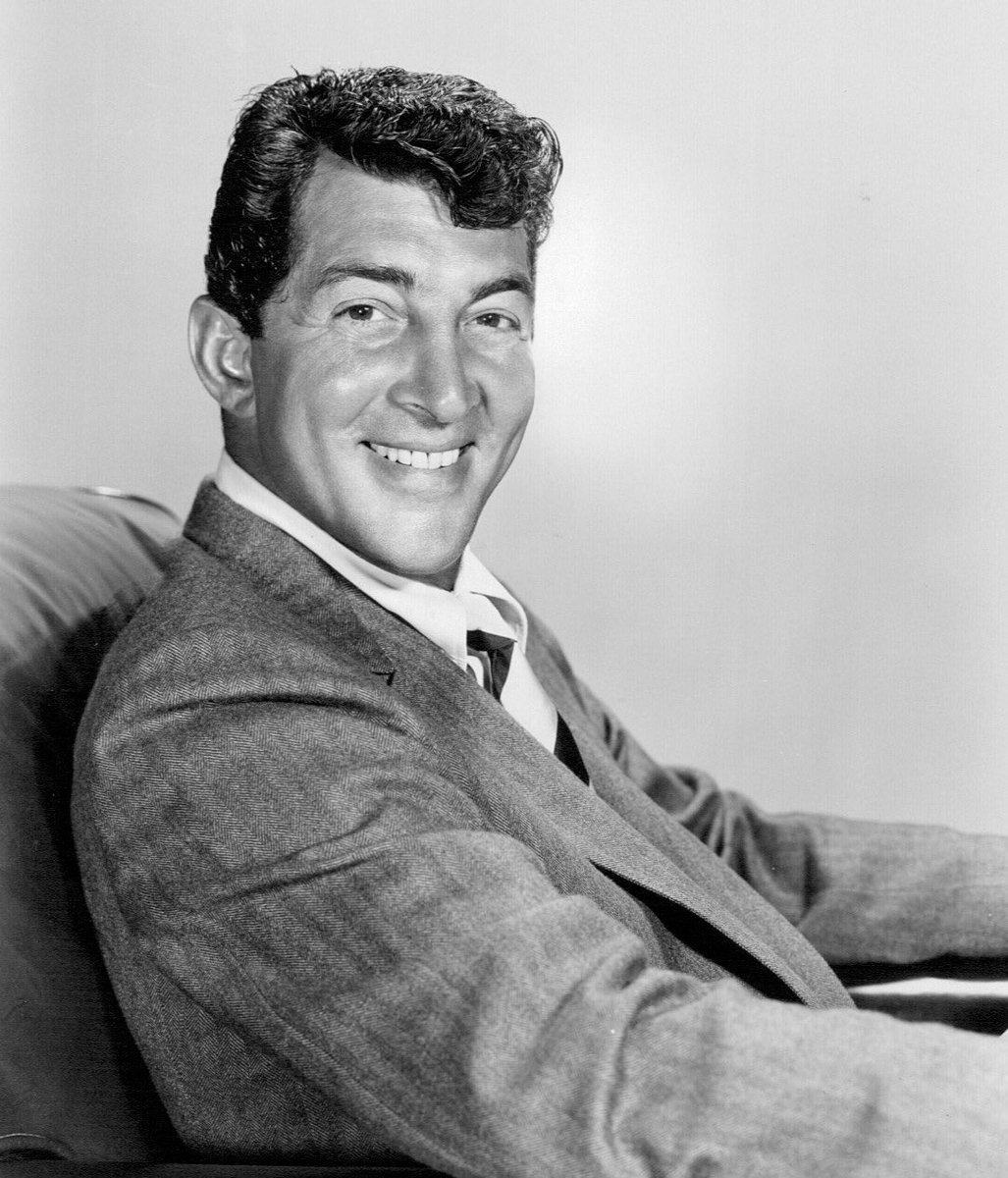 Happy birthday to #DeanMartin who was born in #SteubenvilleOhio in 1917. He became famous as half of #MartinandLewis and later as part of the #RatPack. #TheKingofCoolpic.twitter.com/8S4VMQyFFV