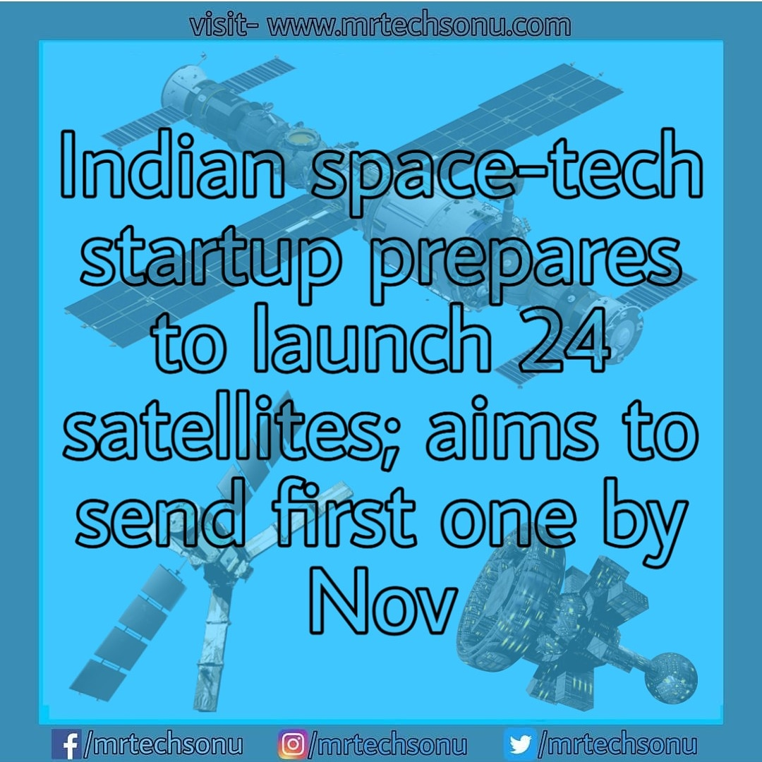 #Pixxel founder and CEO Awais Ahmed said that they were planning to launch the #satellite next month but had to push their plans to November due to #coronavirus .  #technologyr#technologylover#technologytrends#technews#techvideos#informationtechnology#technologyart#techiespic.twitter.com/YWuypADYAR