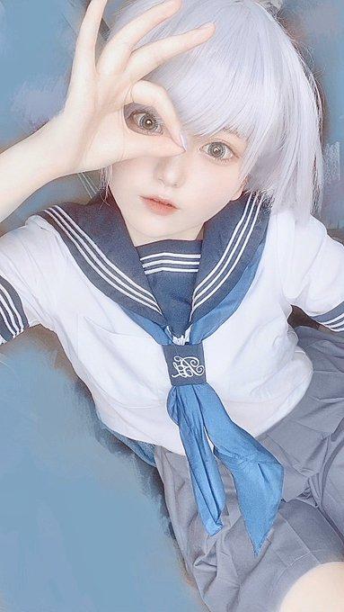 コスプレイヤー鳴瀬ぷぷのTwitter画像52