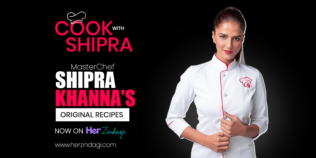 Get Masterchef Shipra Khanna's original recipes now on @herzindagi   @ChefShipra #CookWithShipra #MasterChefCelebrity  #recipes https://t.co/CcizsRx9XS