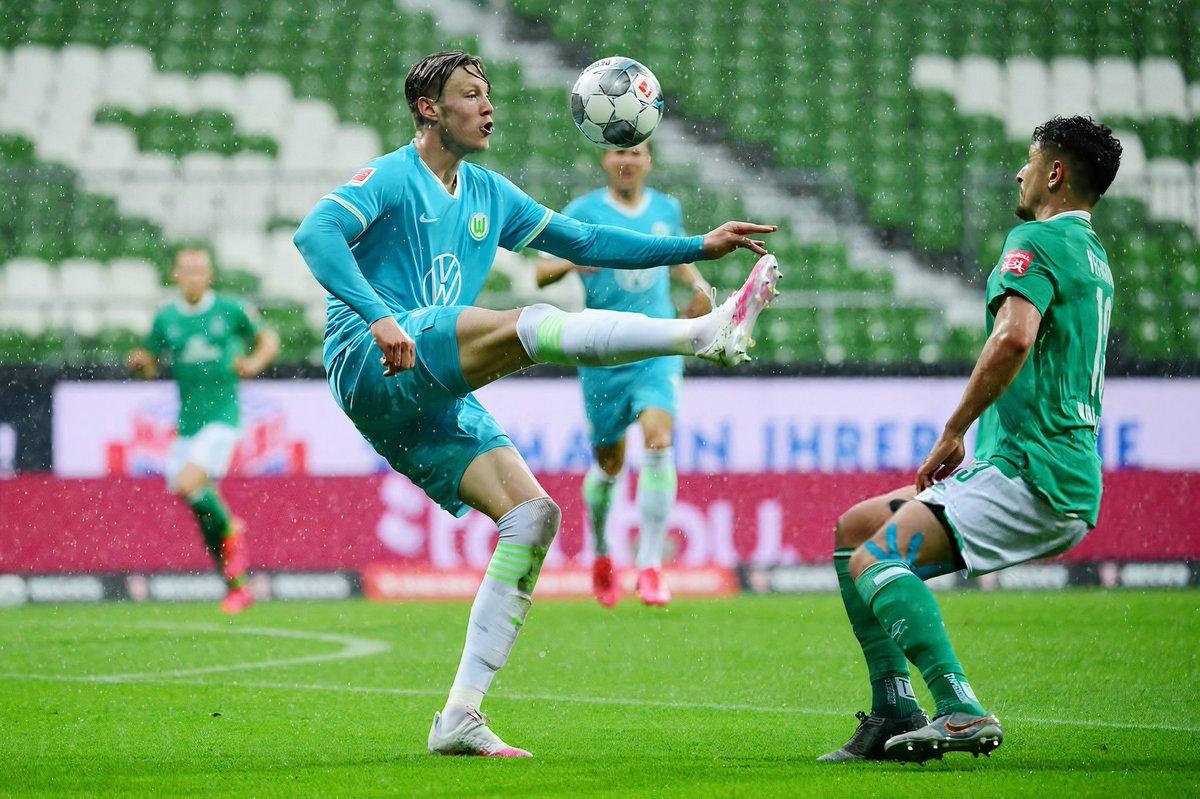 Xem lại Werder Bremen vs Wolfsburg, Bundesliga – 07/06/2020