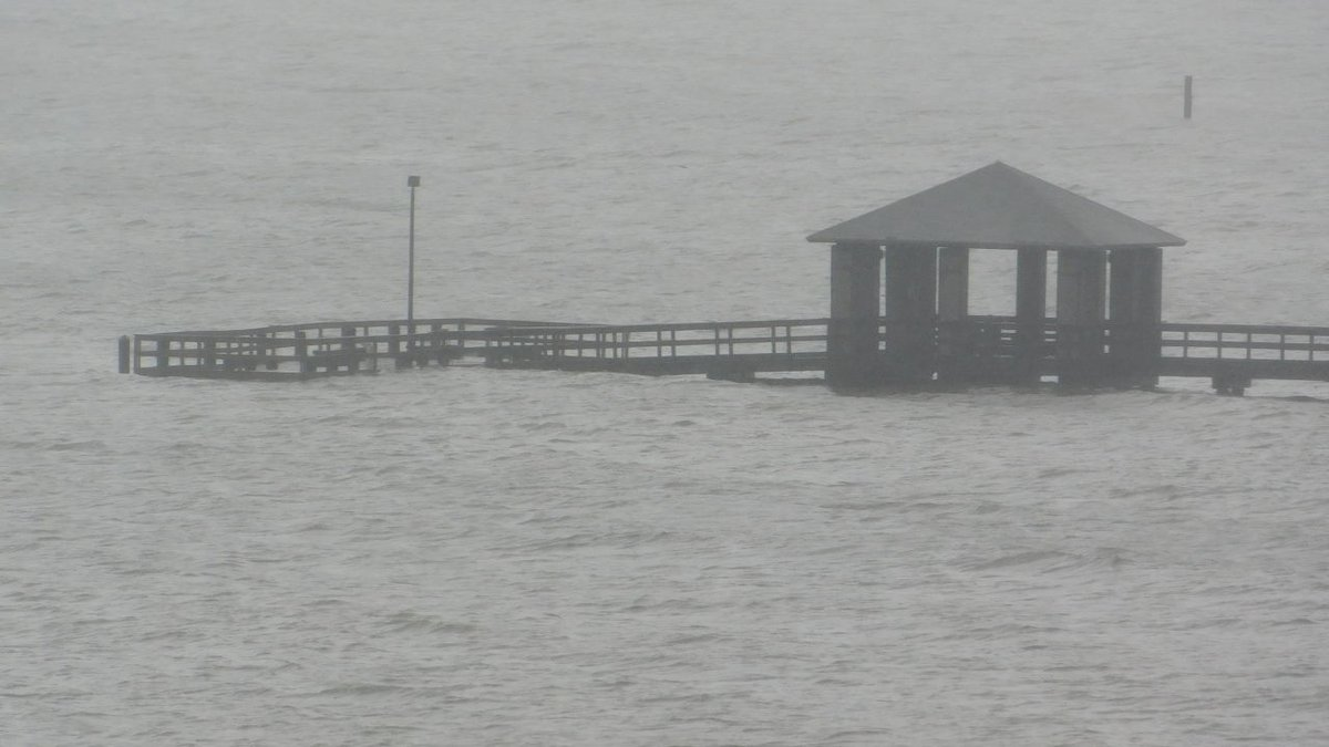 Eric Jeansonne On Twitter End Of Biloxi Lighthouse Pier Almost