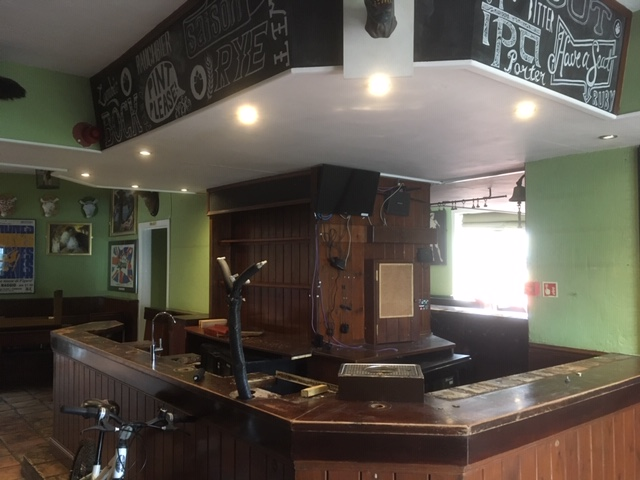 test Twitter Media - Getting ready to re-open? #huddersfield #CraftBeer #realale https://t.co/1QhLyh7ufC