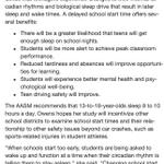 Adolescenten van 13 tot 18 jaar hebben meer slaap nodig dan je denkt: minimaal acht tot tien uur per nacht. Het verbetert hun concentratie, de leerprestaties en de mentale gezondheid, en zorgt voor minder ongelukken. Implicatie: laat school later beginnen: https://t.co/LFwX3dNue8