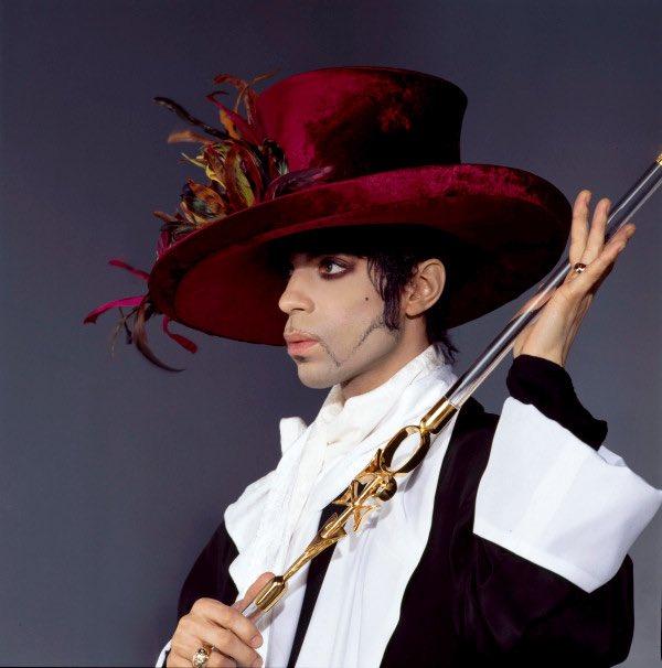 Happy Birthday, Prince.  Nicole Nodland