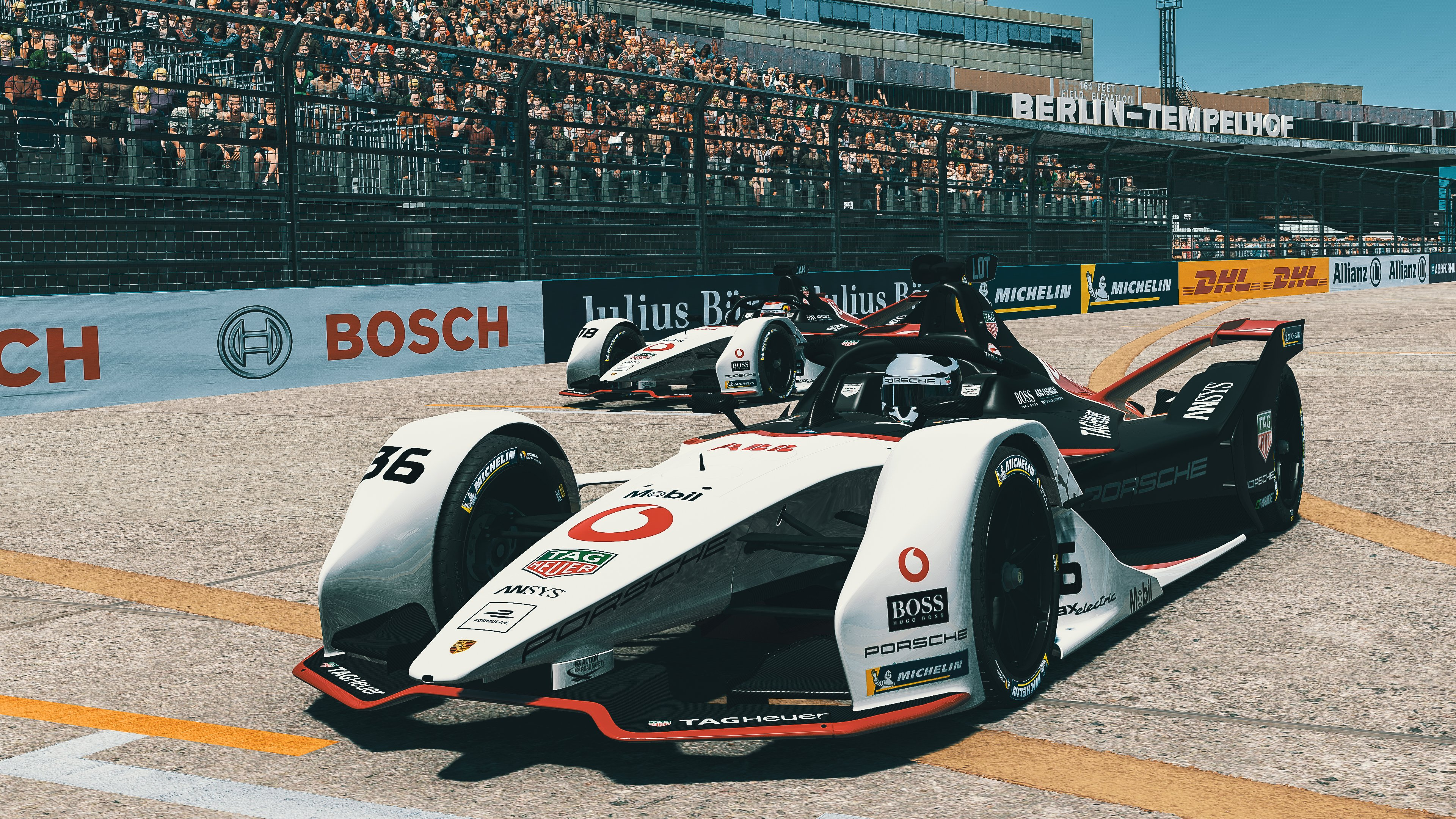 Lotterer: That was anything but easy!