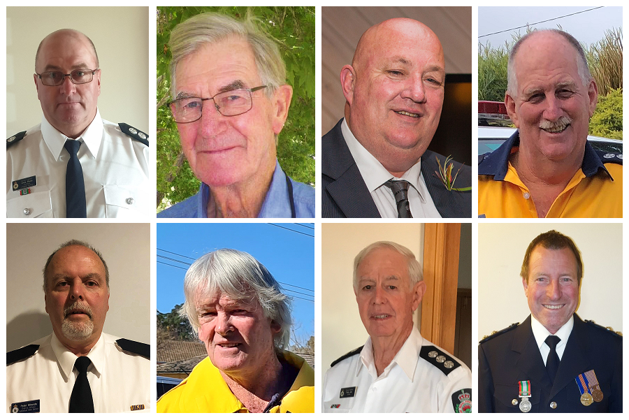 Congratulations to the eight #NSWRFS members named today as Australian Fire Service Medal (AFSM) recipients in the 2020 Queen's Birthday Honours list. Well done and thank you for your commitment and service to the community. Recipient's achievements here: ow.ly/DKQK50zZwFw