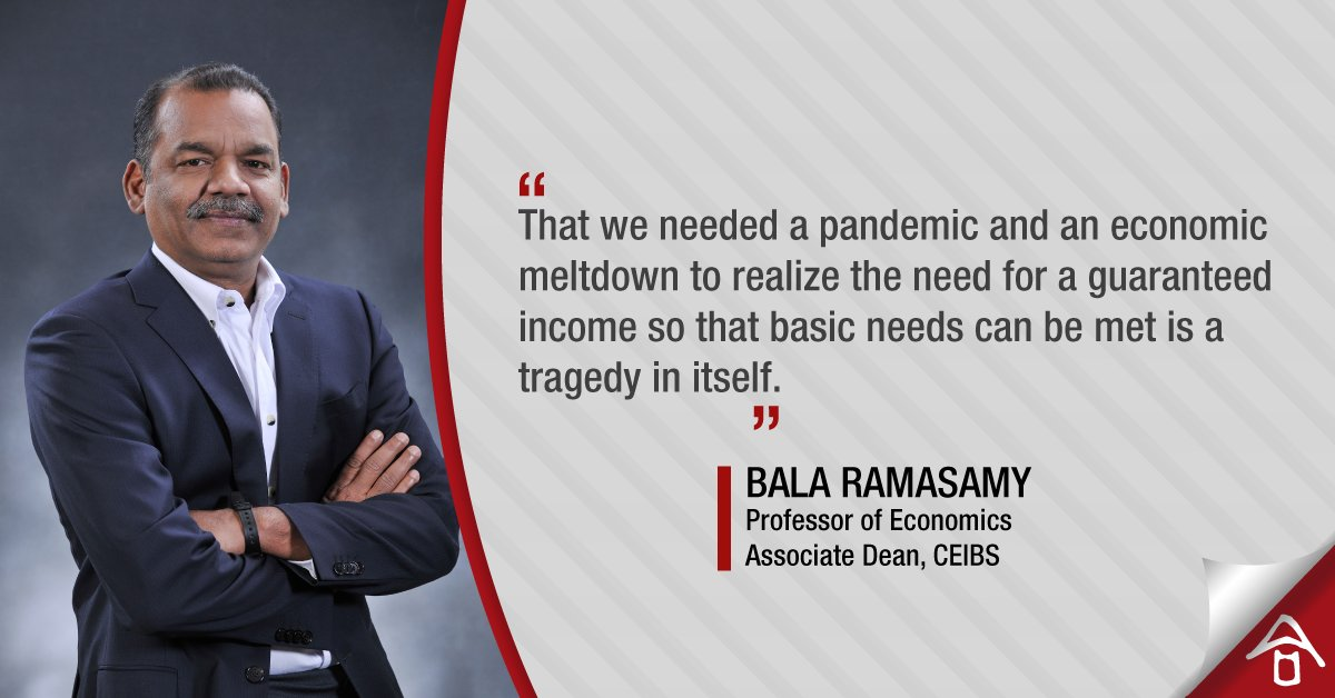 With the world in disarray, is #UniversalBasicIncome the way out? CEIBS Prof Bala Ramasamy writes for @SCMPNews https://t.co/G7AbgZvPJP https://t.co/EsRN1nGxdj