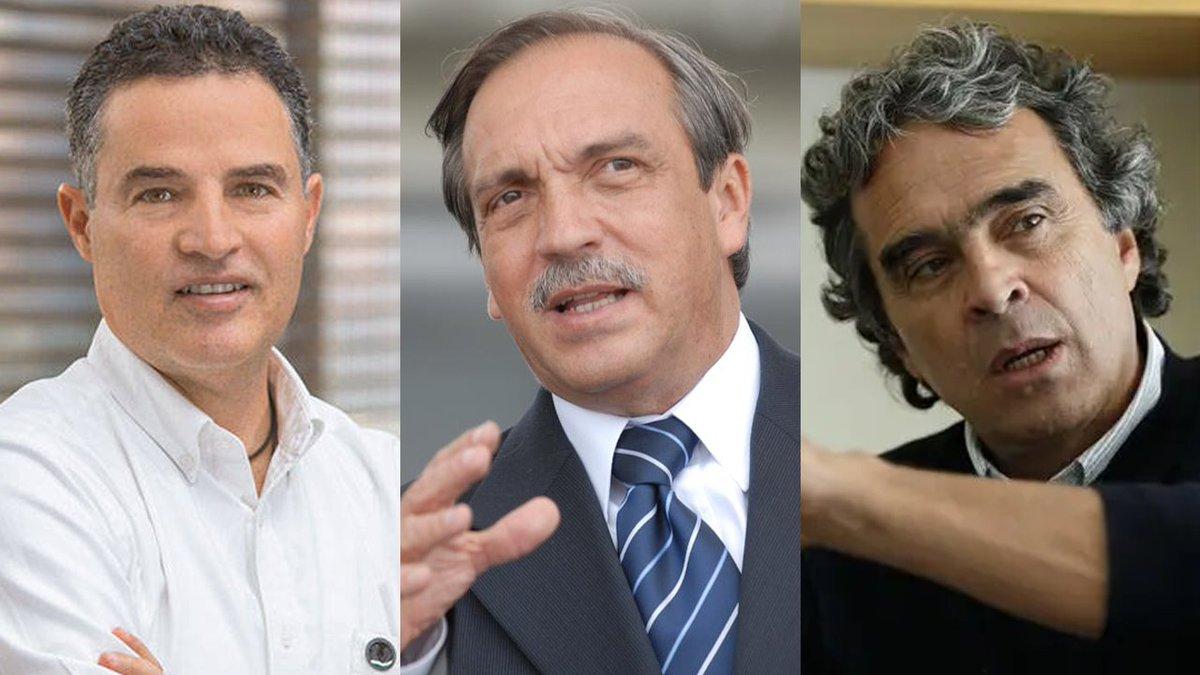 """Focus Político 🇨🇴 on Twitter: """"Blu Radio y RCN informan que la Fiscalía  abrirá investigación a los exgobernadores de Antioquia Luis Alfredo Ramos y  Sergio Fajardo para indagar si incurrieron en irregularidades"""