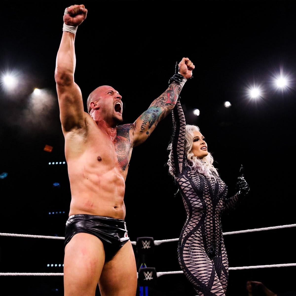 Photo: WWE NXT Hottie Scarlett's New Bikini Post Over Boyfriend's TakeOver Win 1